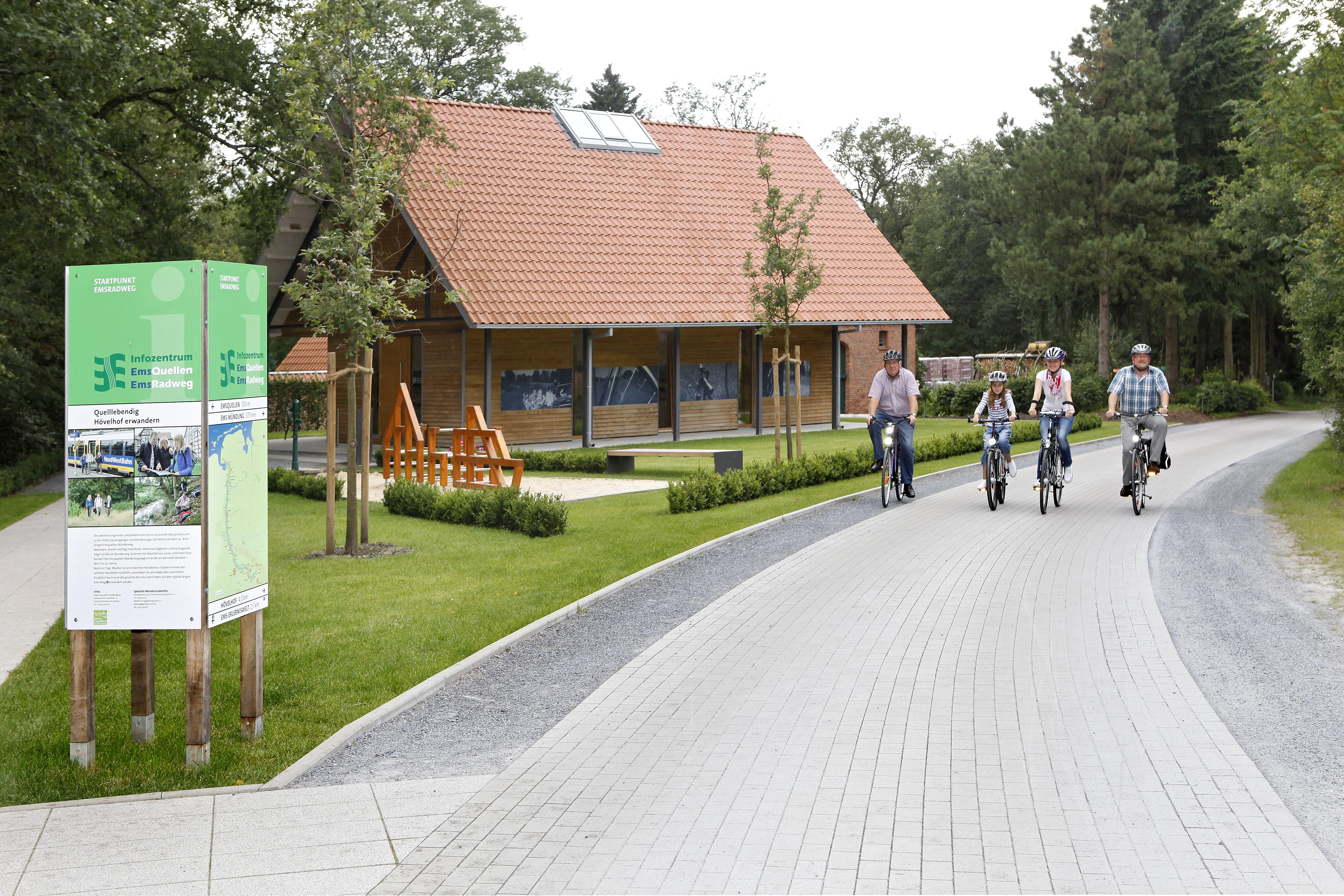 Ems-Informationszentrum