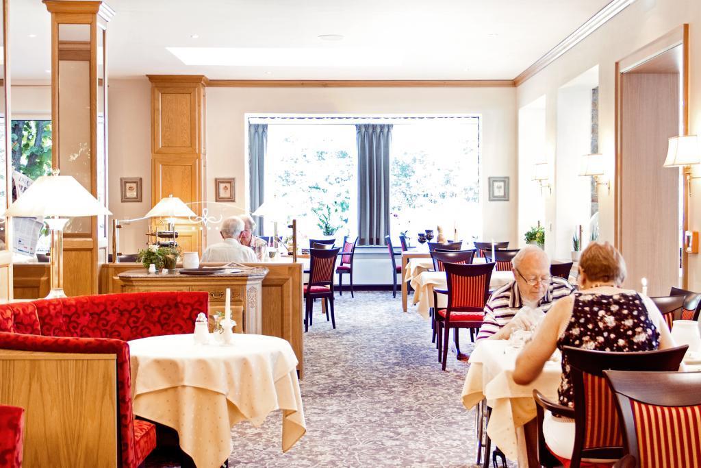 Restaurant im Ringhotel Teutoburger Wald in Tecklenburg Brochterbeck