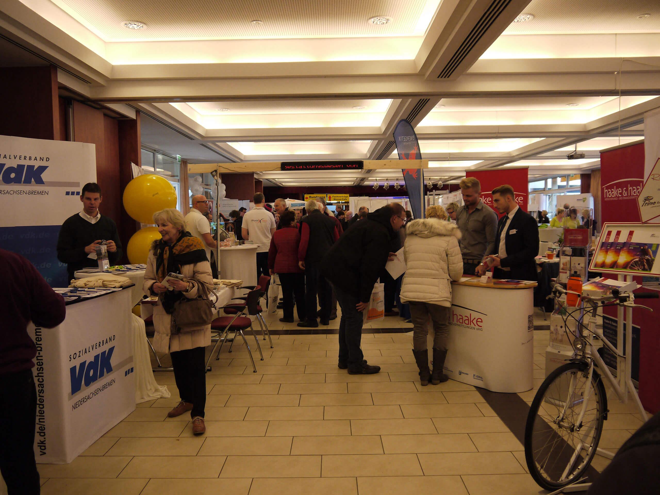 Gesundheits- und Seniorenmesse des VdK