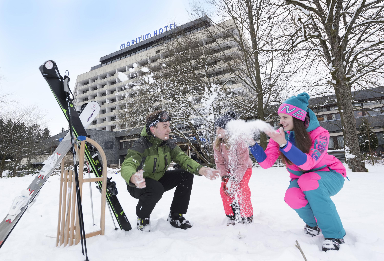 MARITIM Berghotel Braunlage - Winteransicht