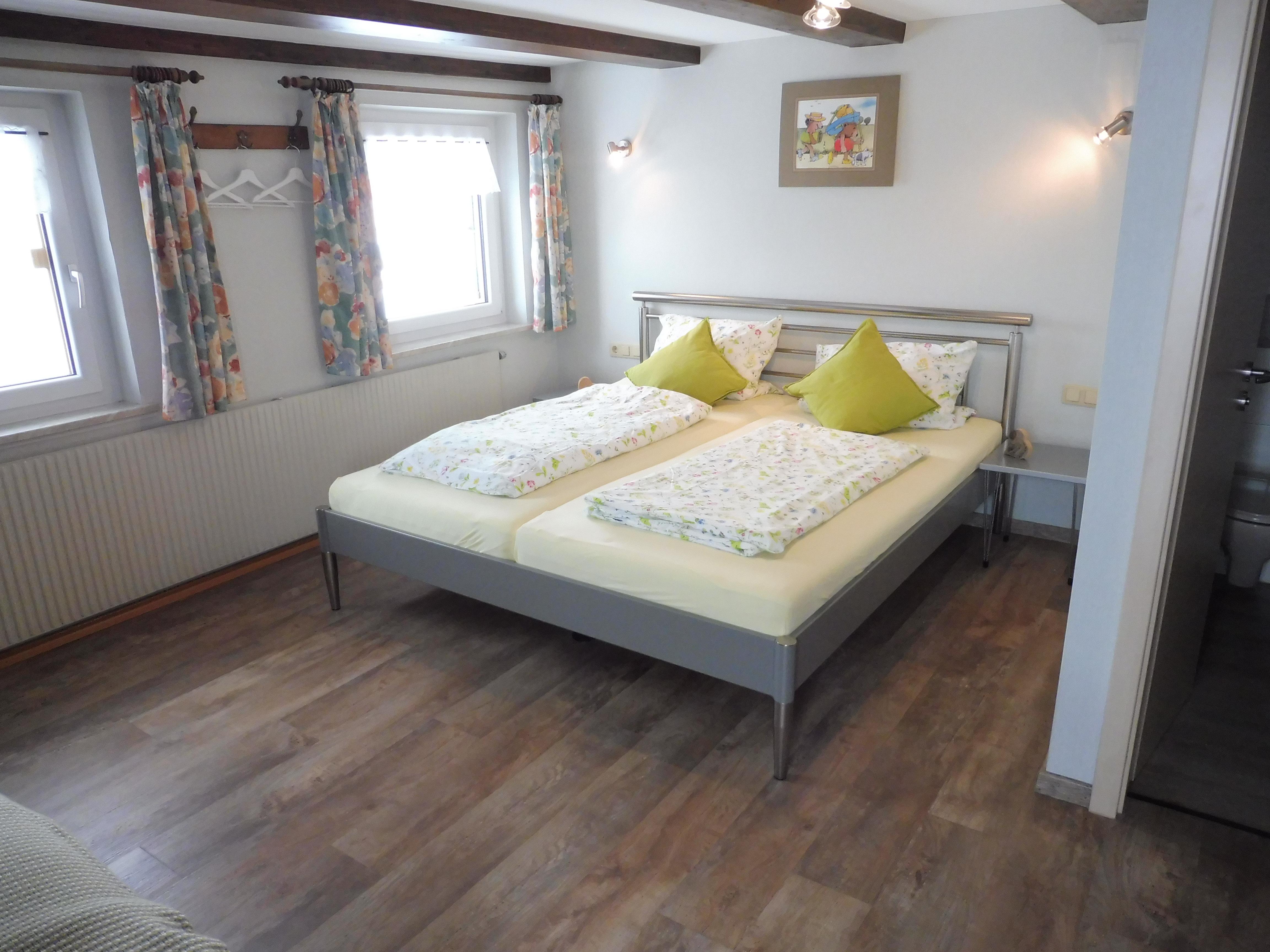 Gästehaus Grath, Schlafzimmer 2