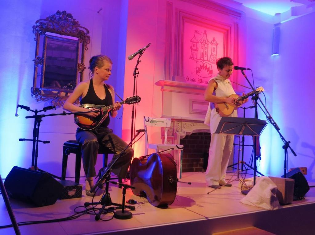 Konzert im Spanckenhof