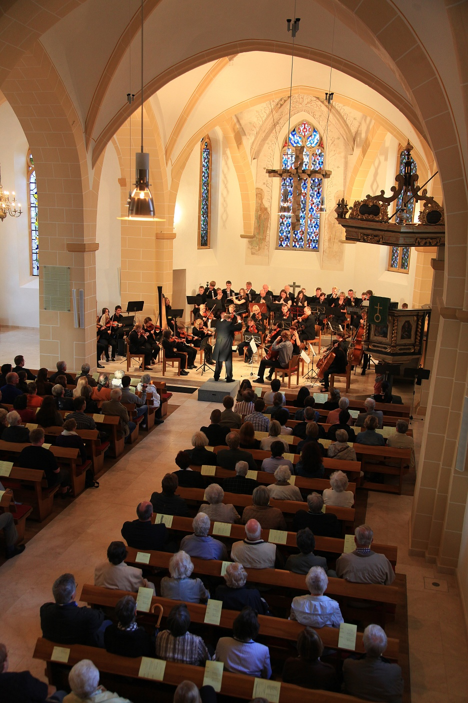 Konzert in der Petri Kirche