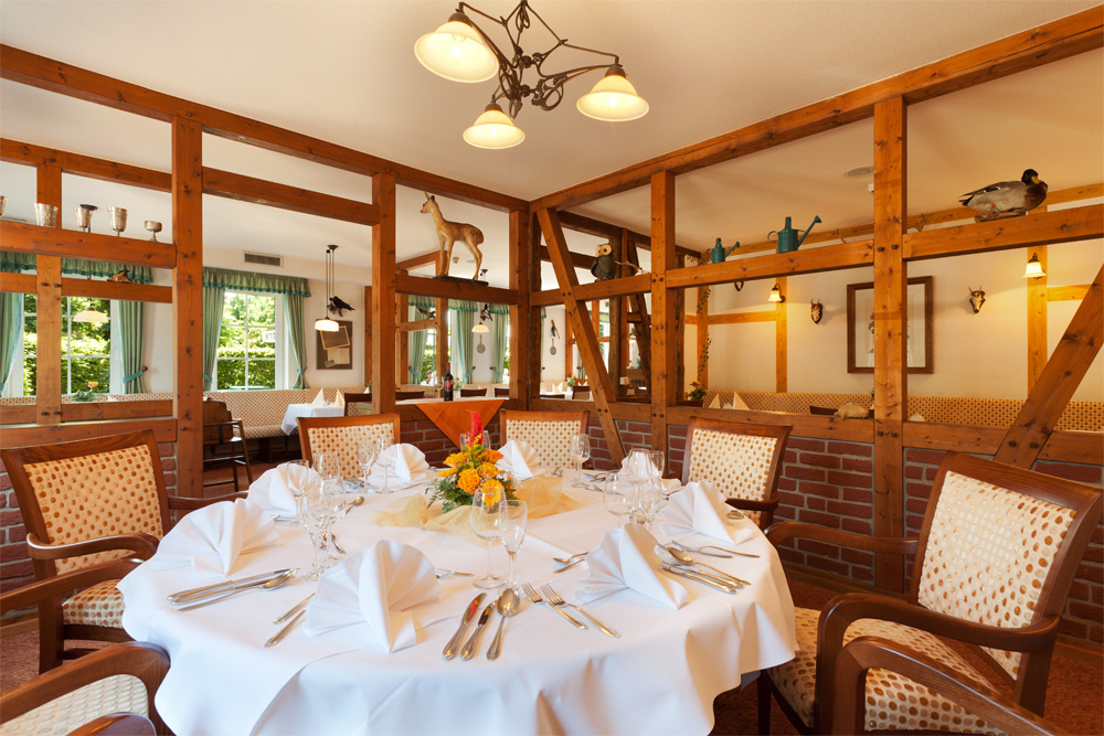 Restaurant im Morada Hotel Isetal
