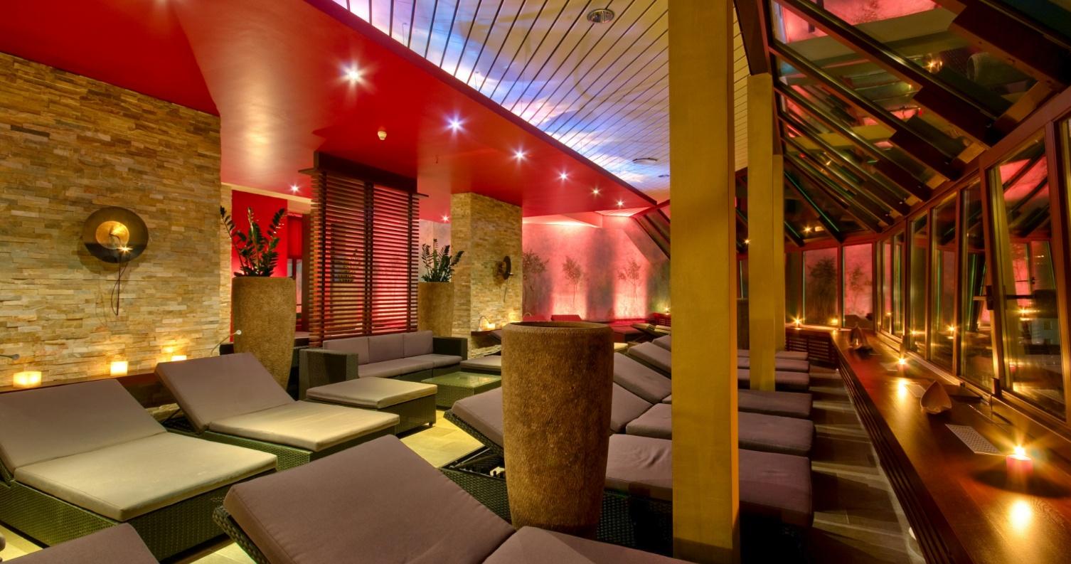 Sauna Asia Lounge