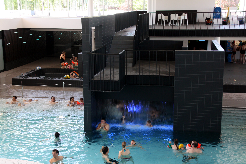 Grotte im Sport- und Freizeitbad Allerwelle