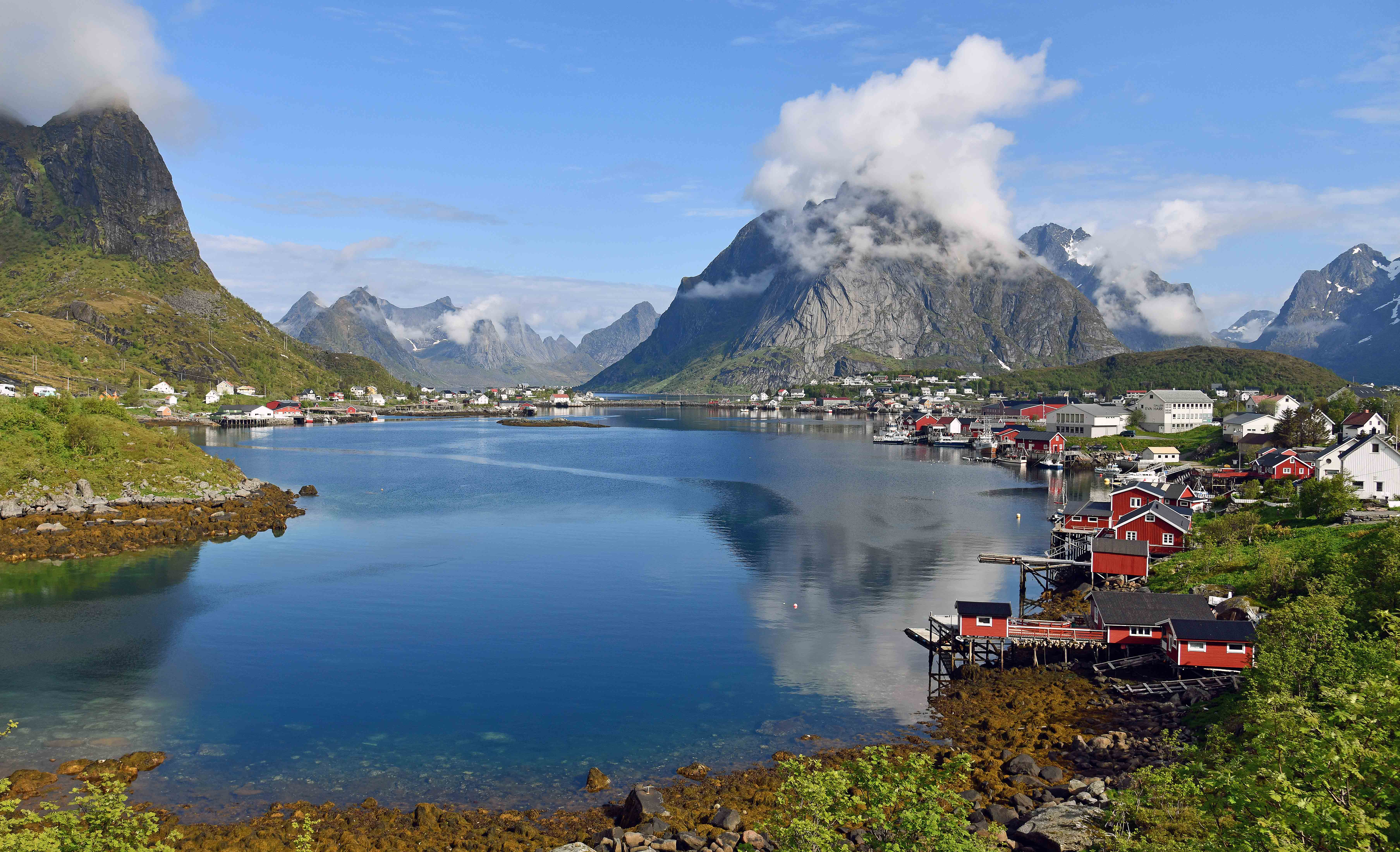 """Dia-Vortrag: """"Norwegen"""""""