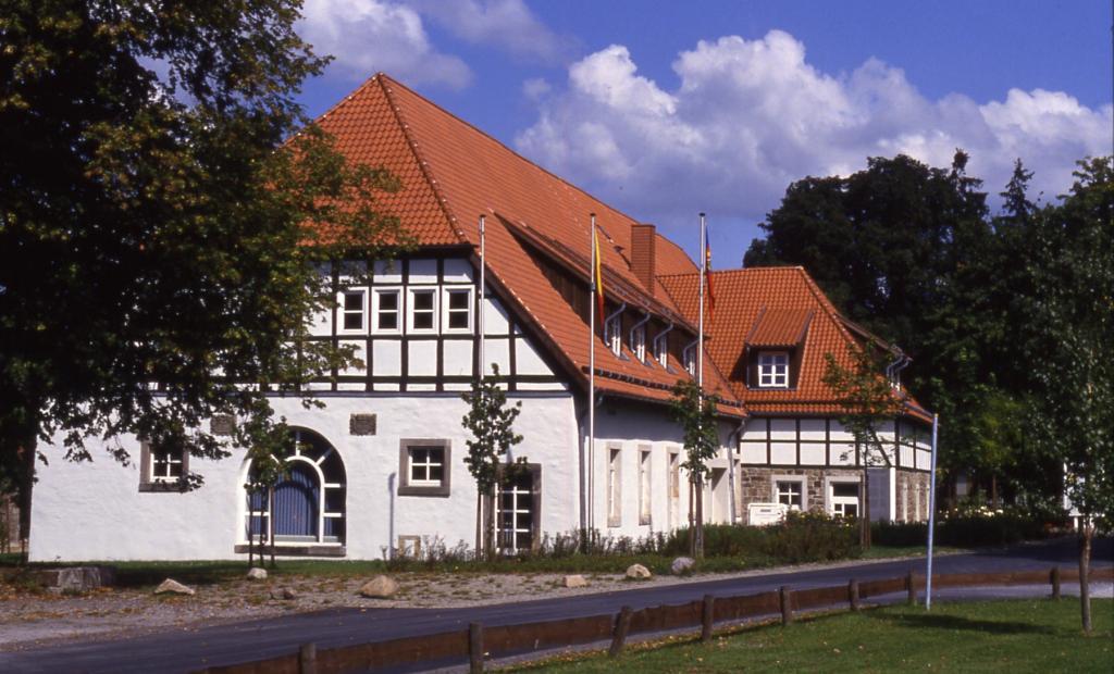Bürger- und Rathaus Schieder