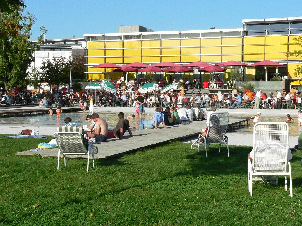 Stadtpark/Bürgerhaus