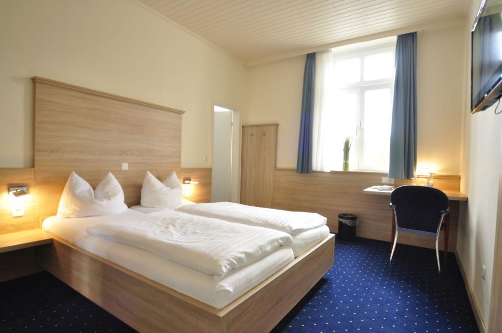 Doppelzimmer im Hotel Riesenbeck