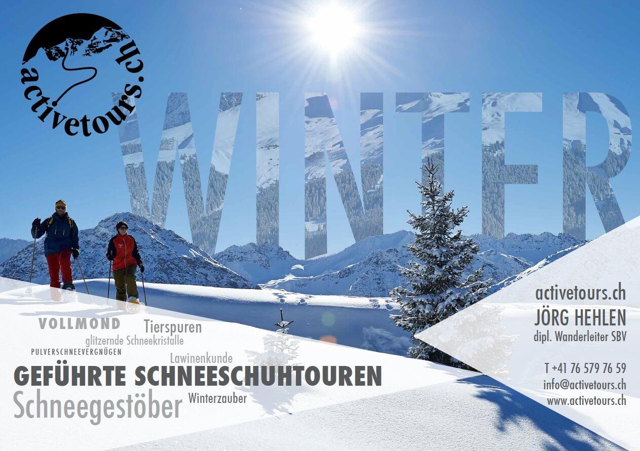 Spannende Wintererlebnisse mit Jörg Hehlen