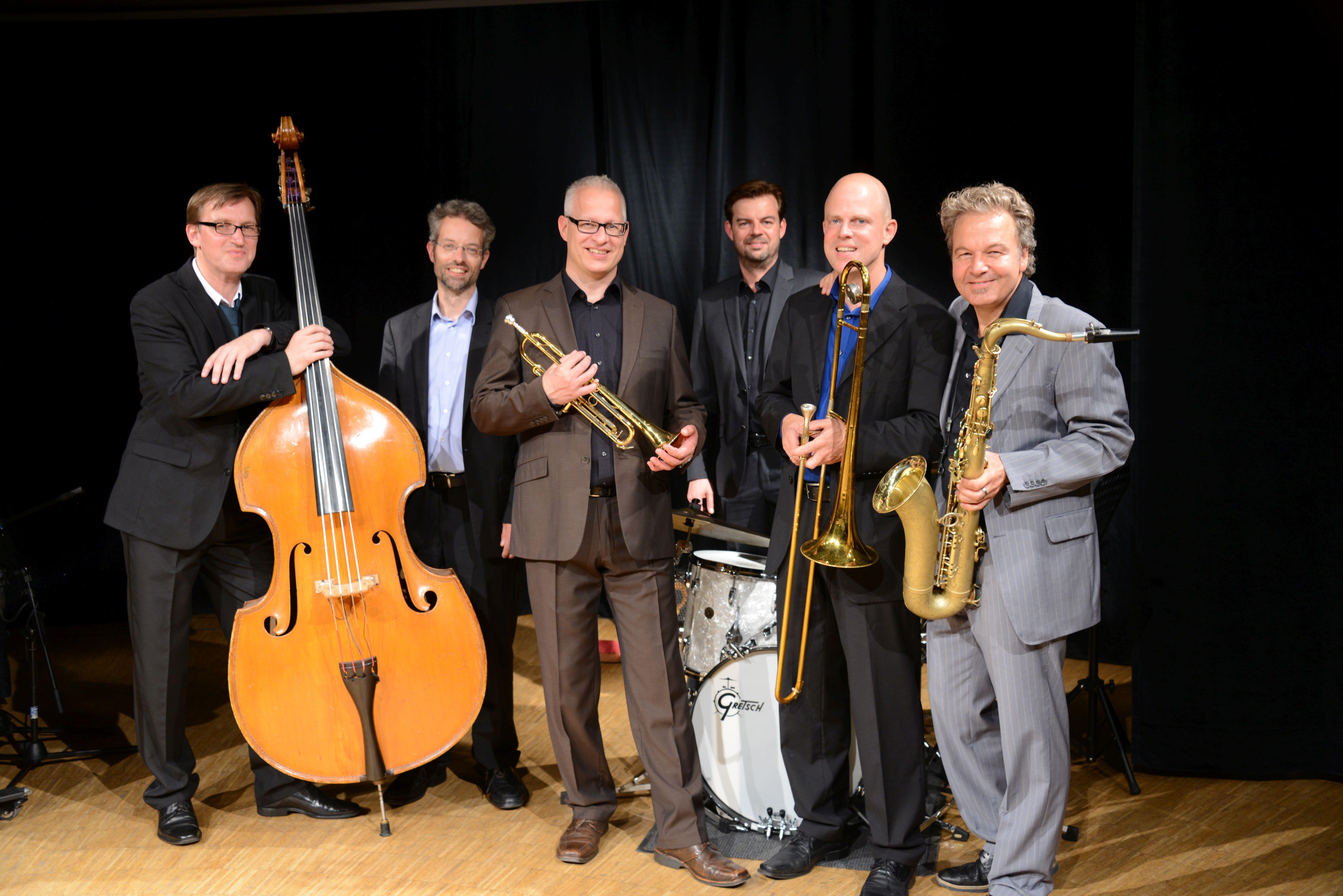 Jazzfrühschoppen: Swinging Feetwarmers Jazzband