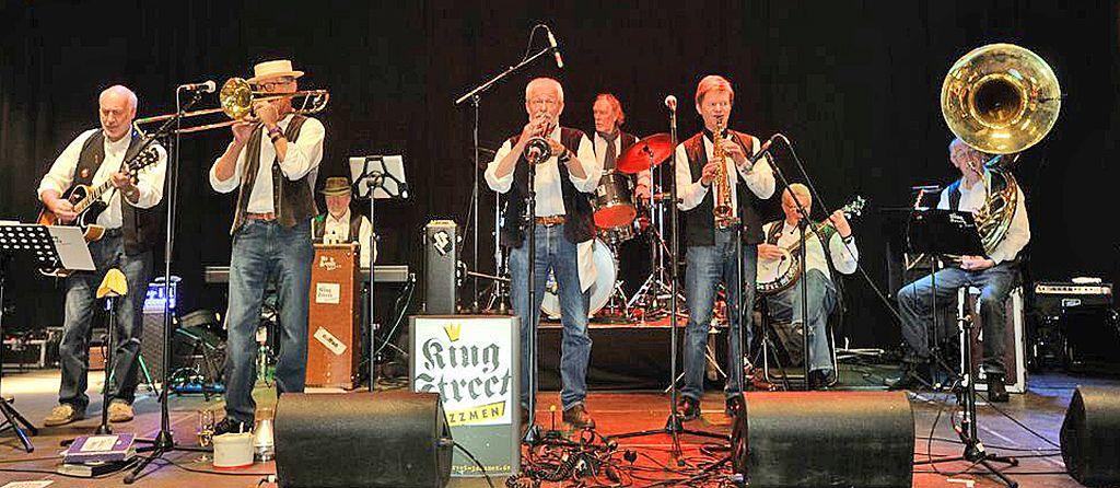 Jazzfrühschoppen: King Street Jazzmen
