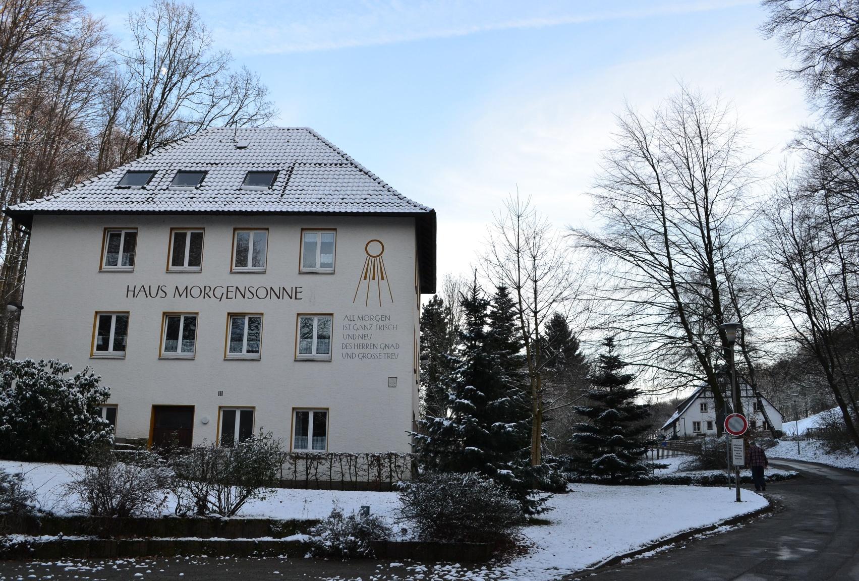 Einrichtung Waldheimat - Haus Morgensonne