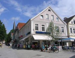 Fußgängerzone in Bünde