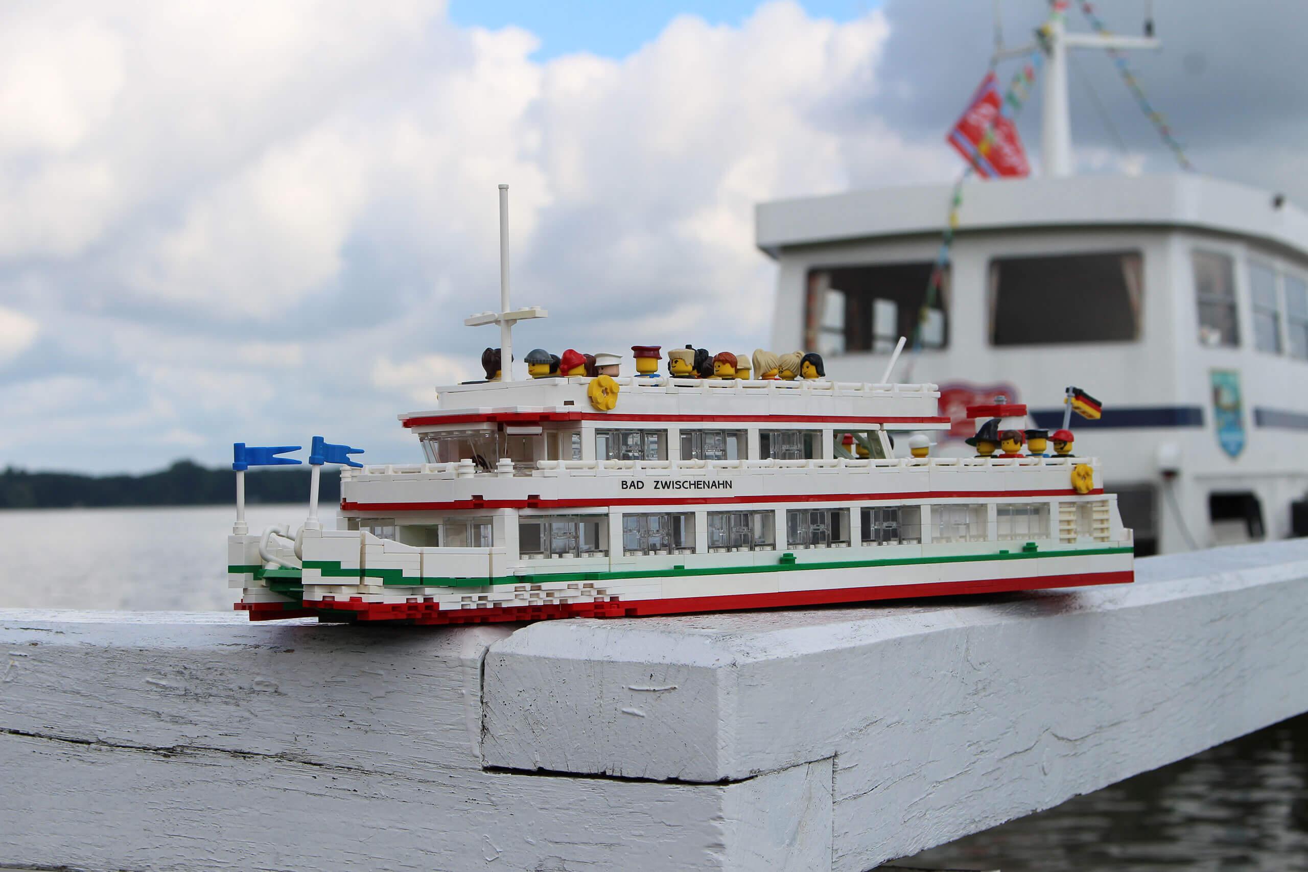 Bricks am Meer - Die LEGO®-Ausstellung in Bad Zwischenahn