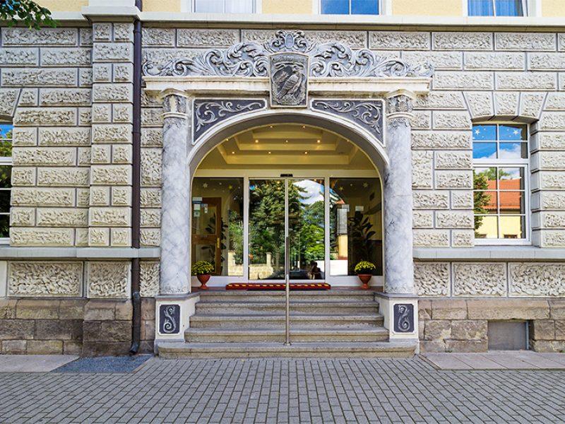 Regiohotel Quedlinburger Hof - Eingangsbereich