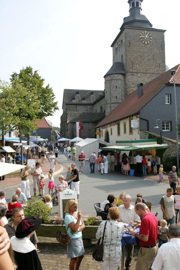 Fest in Neuenheerse