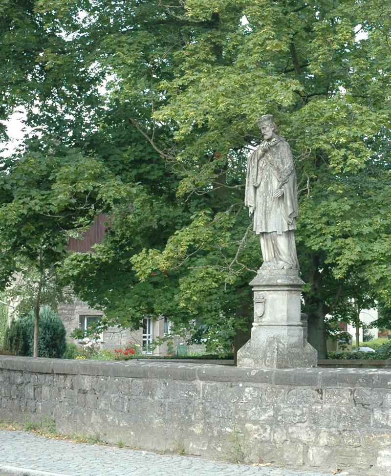 Nepomukbrücke in Steinheim-Vinsebeck
