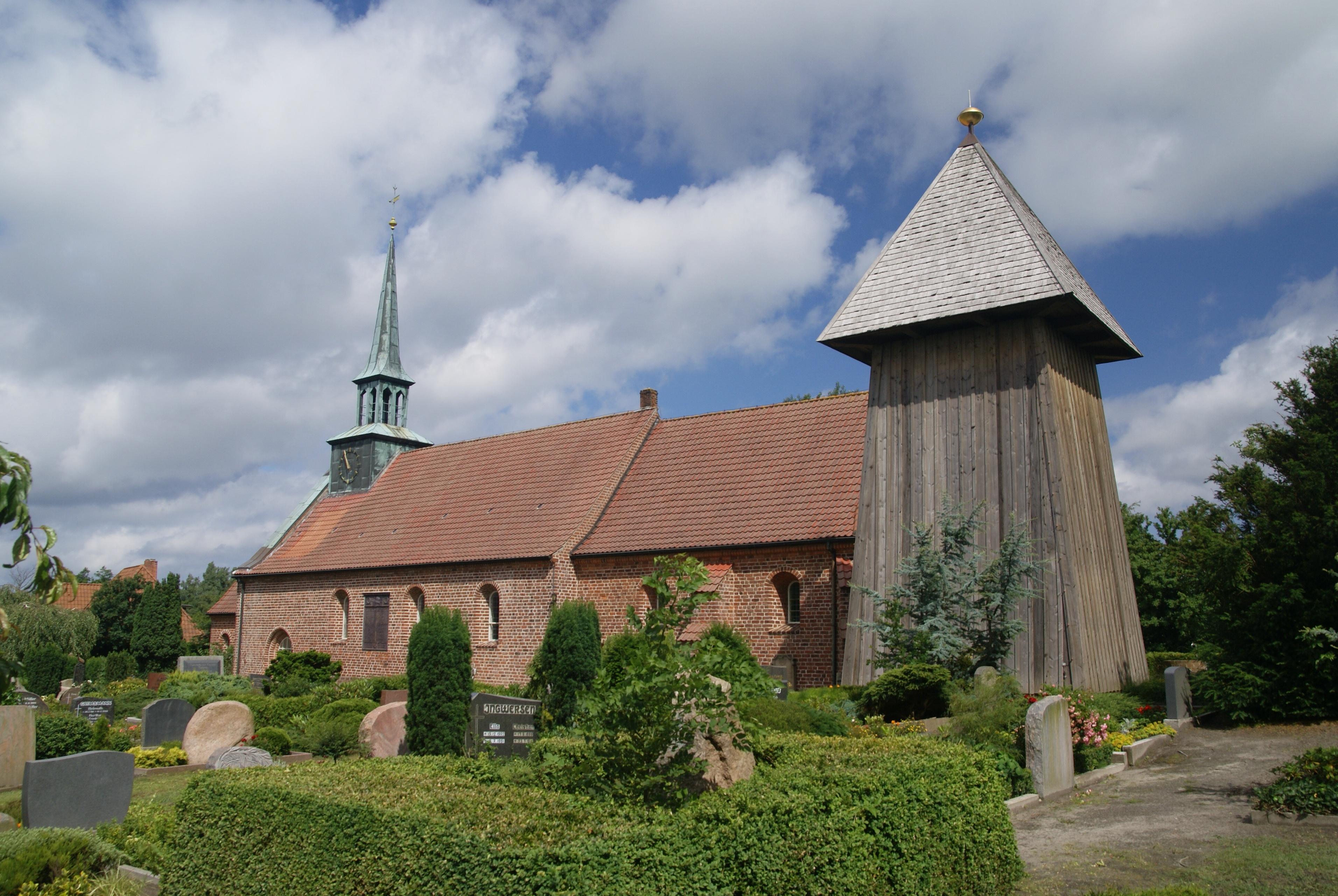 Kirche Sankt Peter