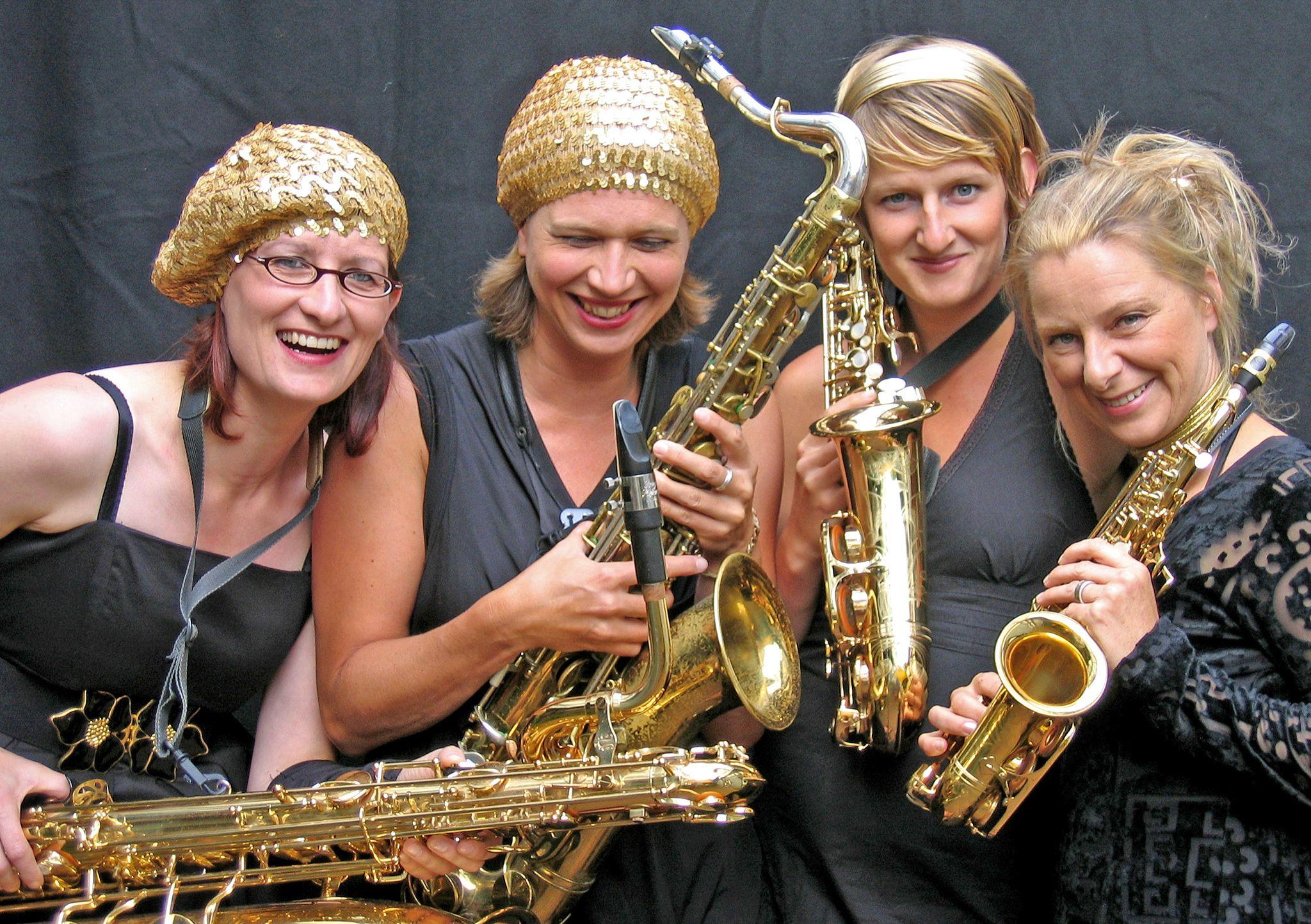 """Konzert: """"Frische Brise"""" sistergold"""