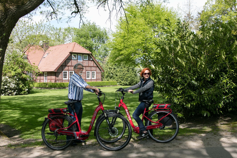 Geführte Erlebnisradtouren - Von Hof zu Hof