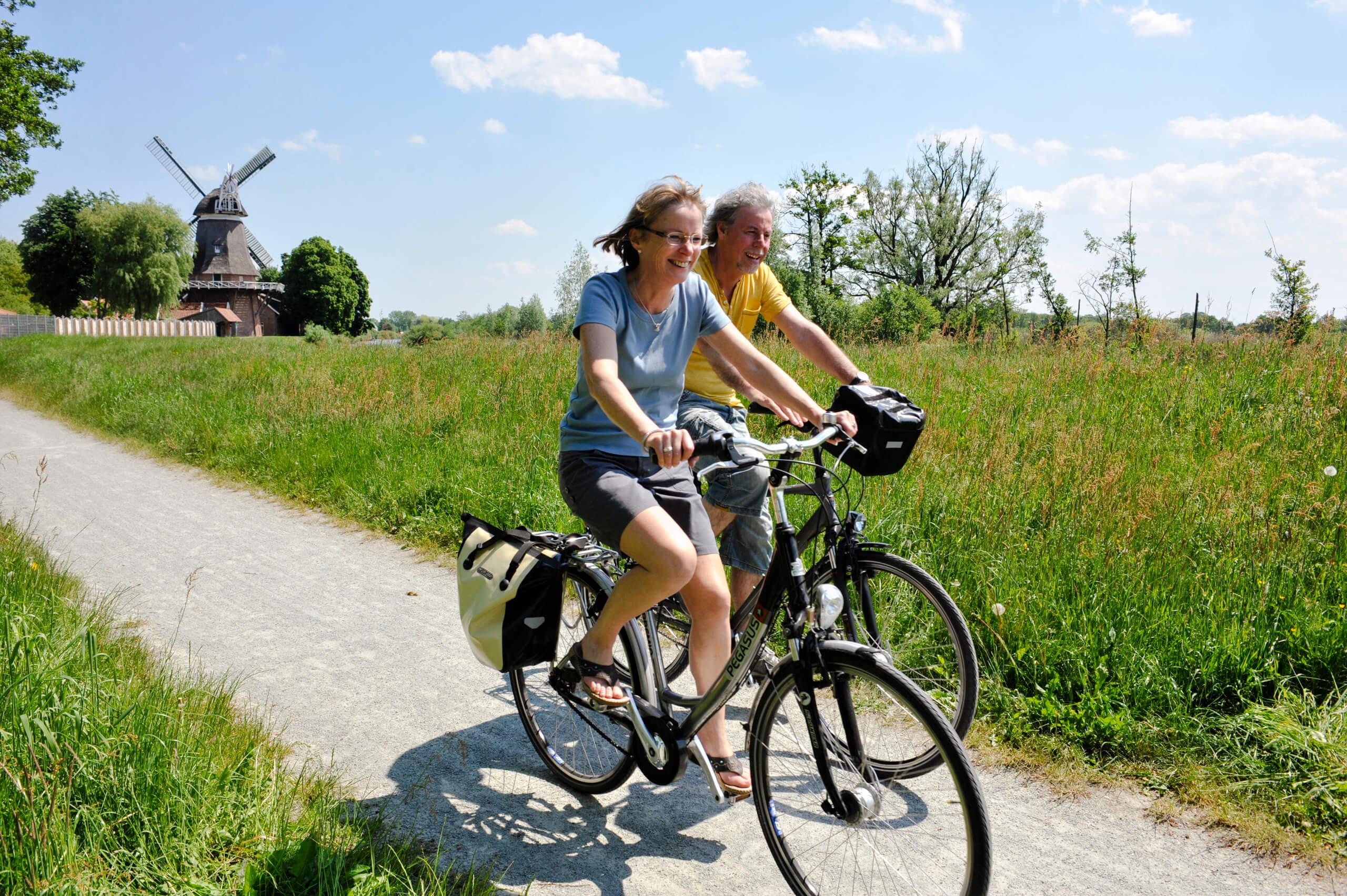 Geführte Erlebnisradtouren - Radtour auf Müller Art
