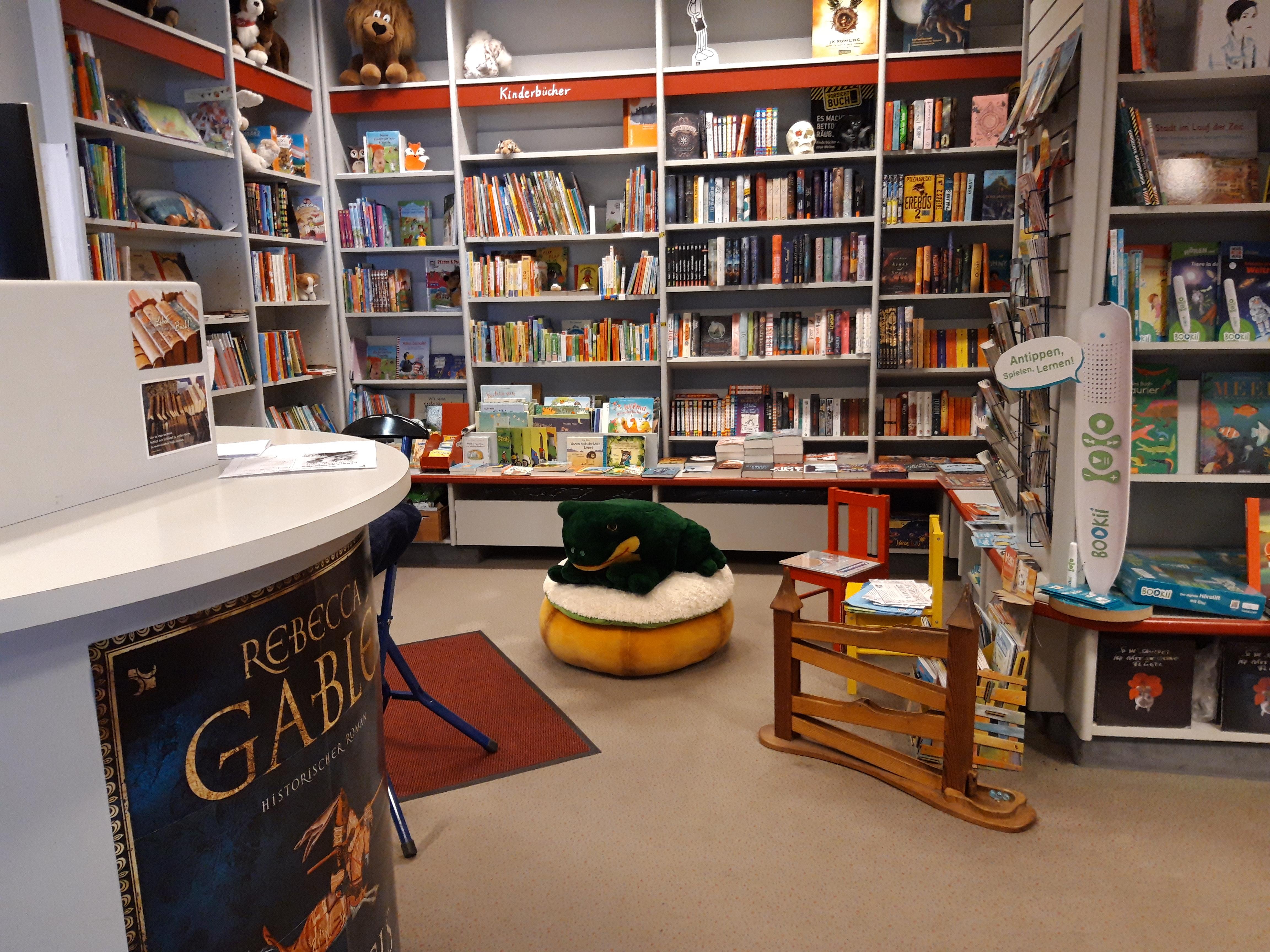 Buchhandlung Bücherbär