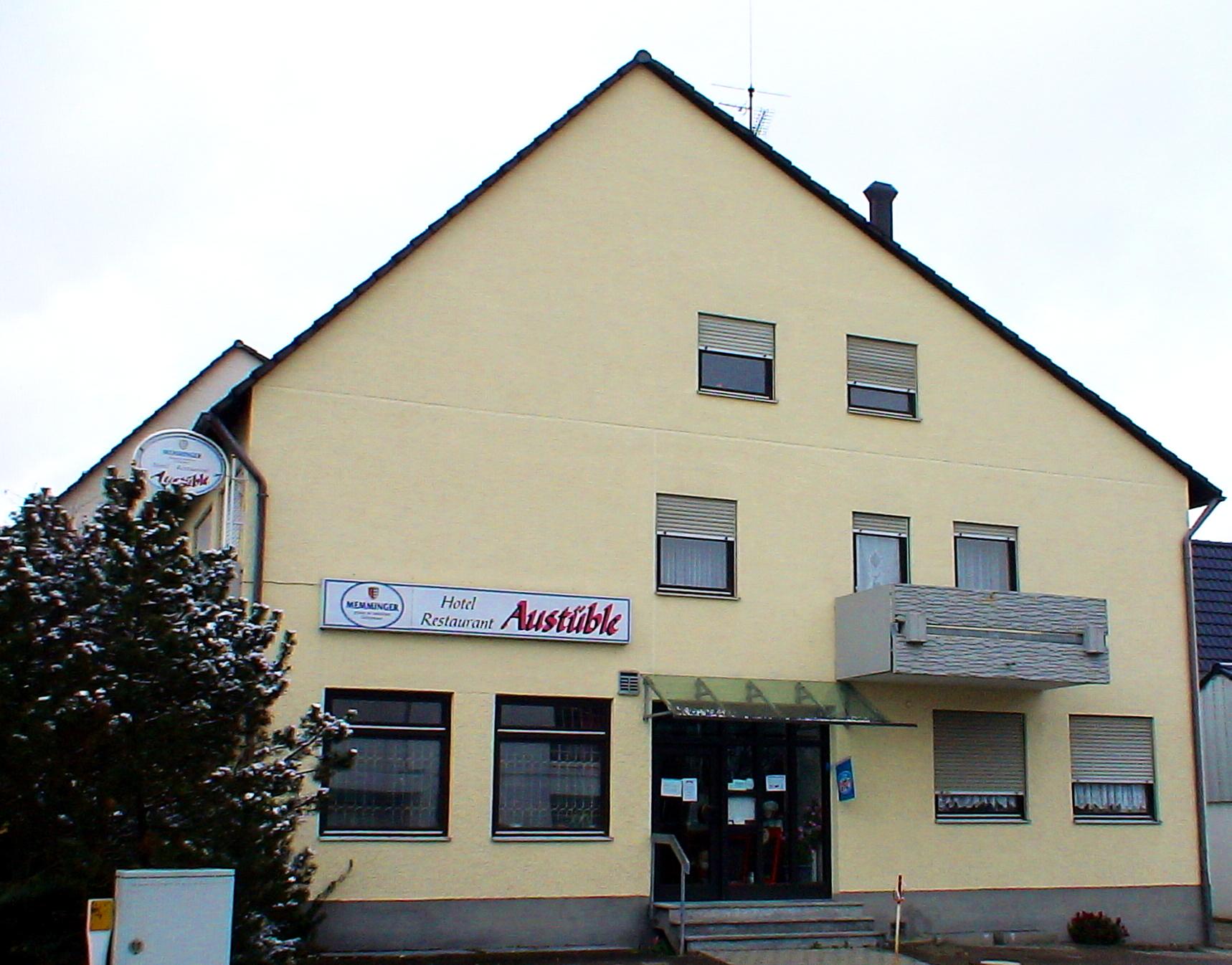 Austüble Thalfingen