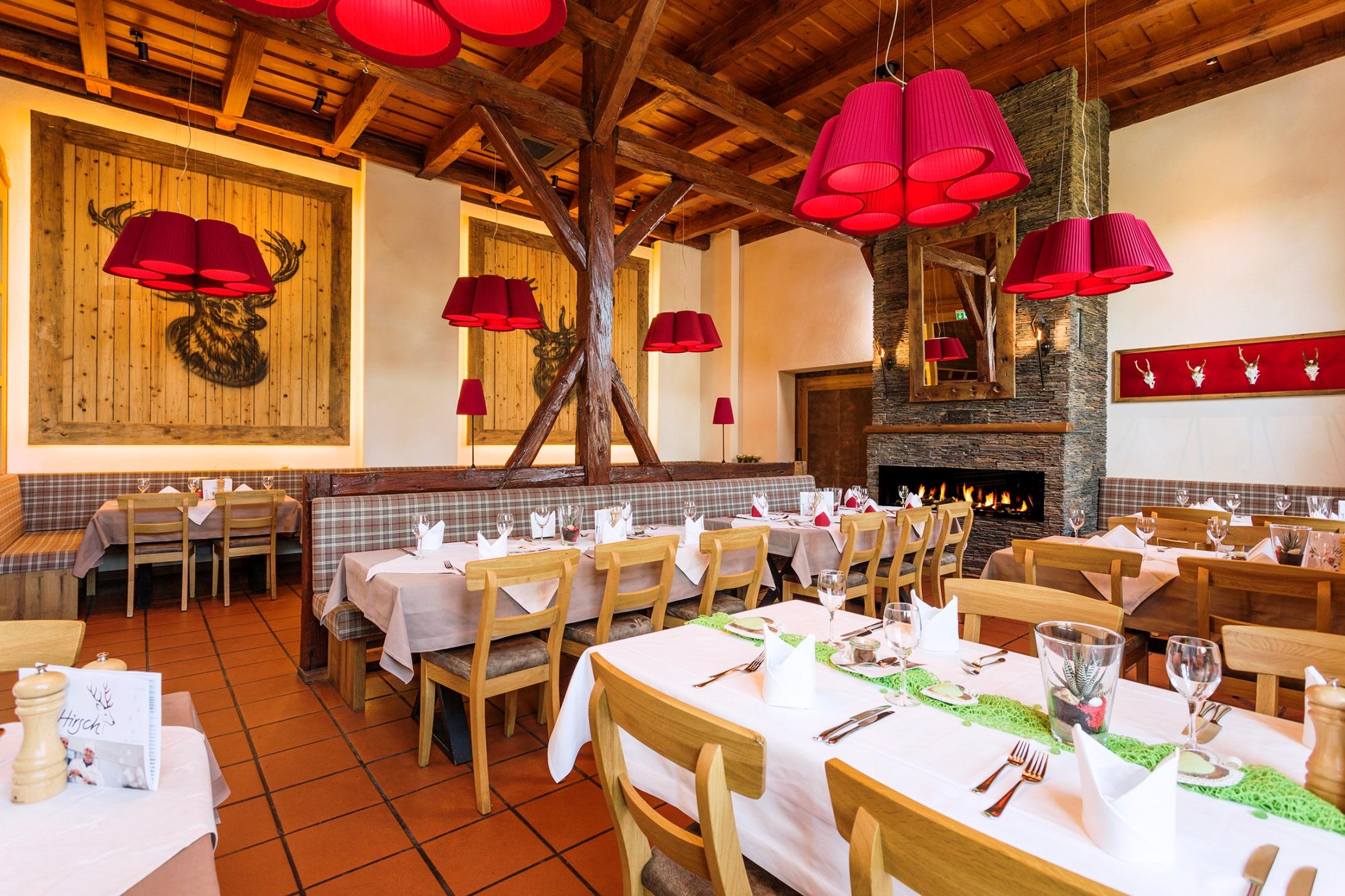 Hirsch Hotel-Restaurant in Finningen