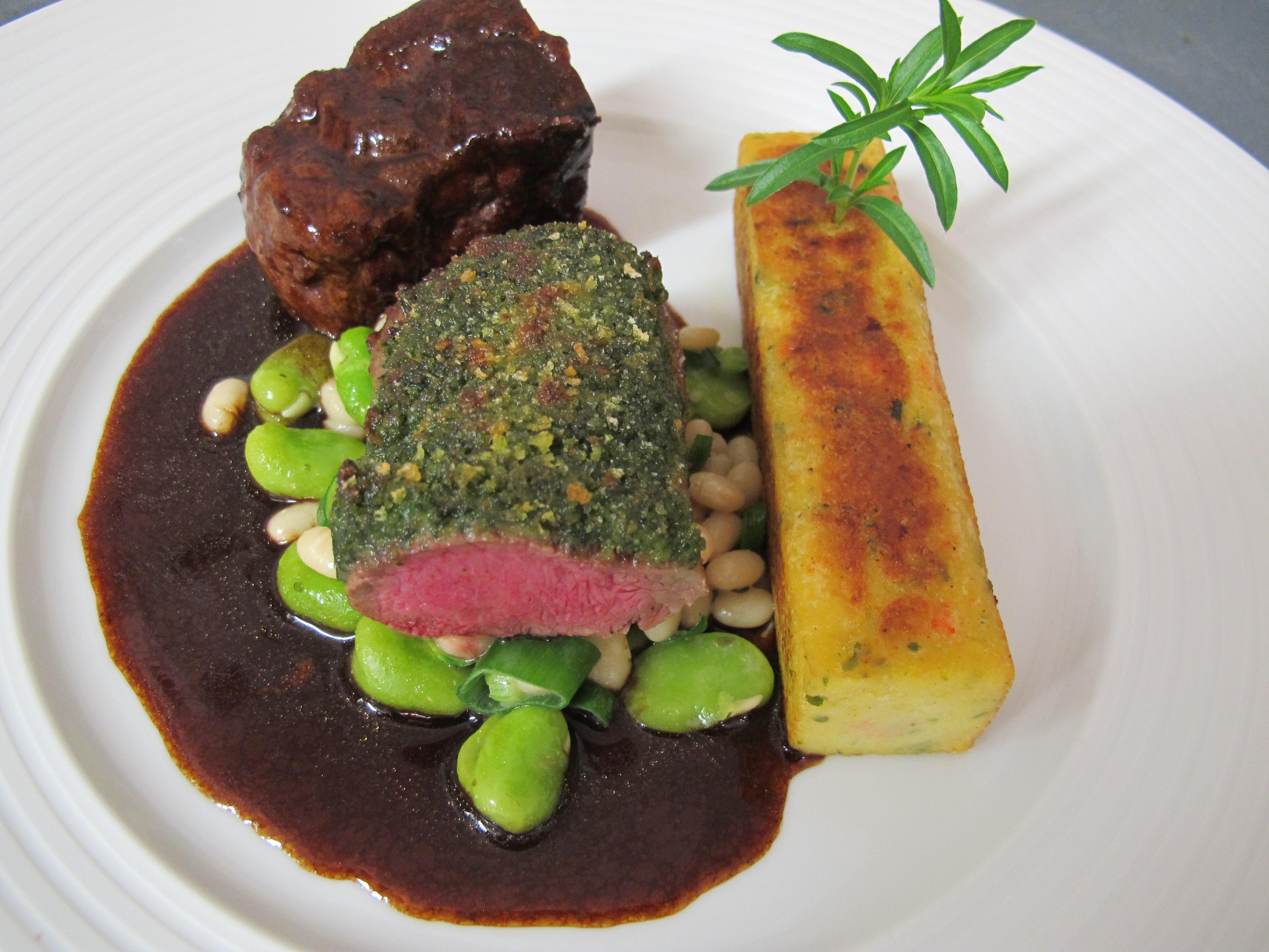 Vier Jahreszeiten Restaurant Imhof