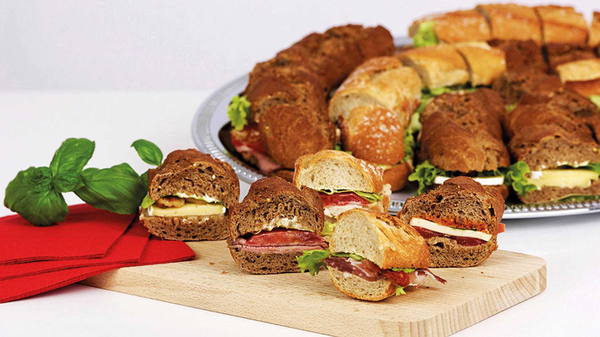 sandwichbar-sandwichplatte