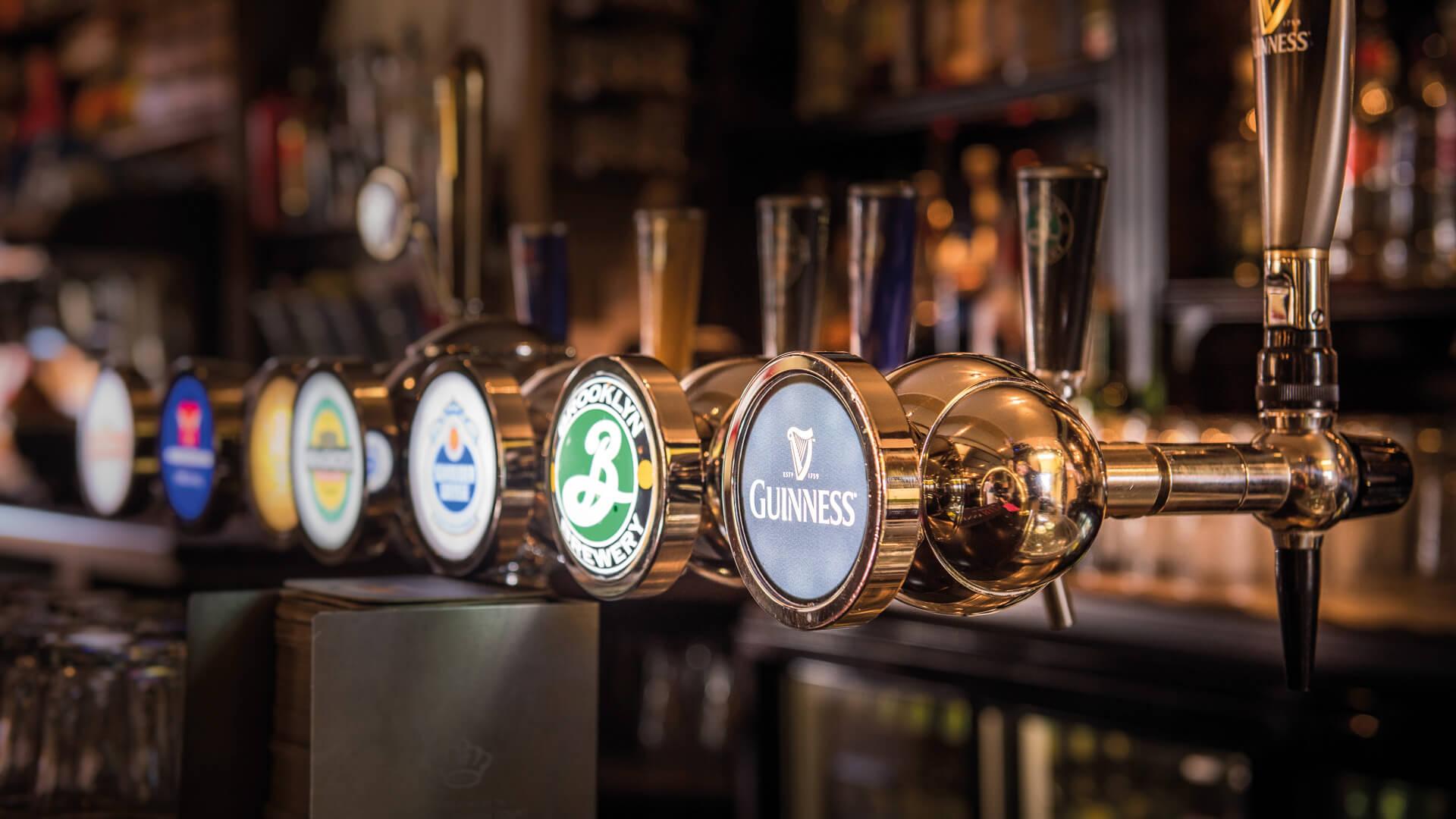 the-tells-brewpub-draught-beers