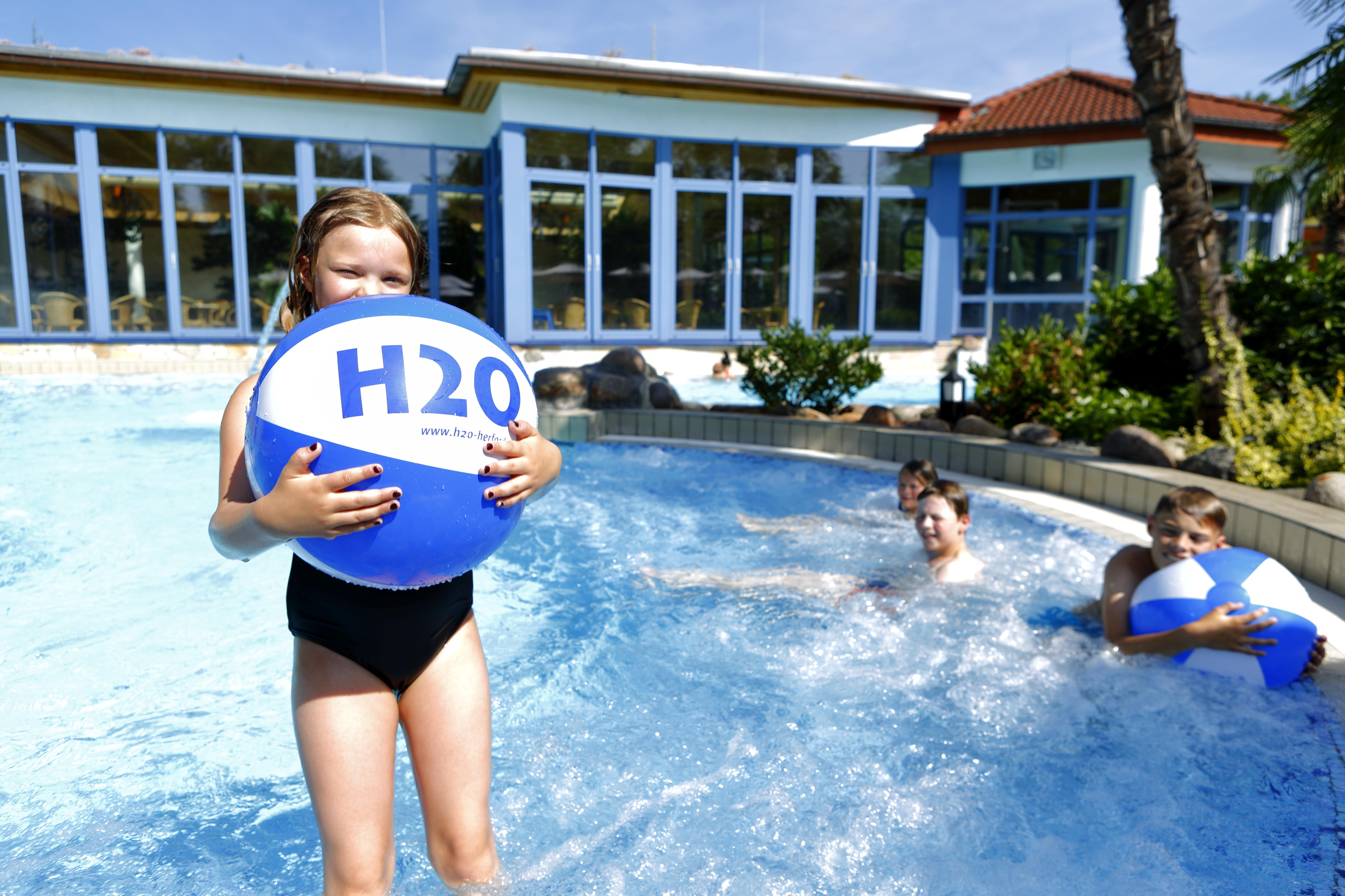 H2O Herford - Badespaß für die fanze Familie