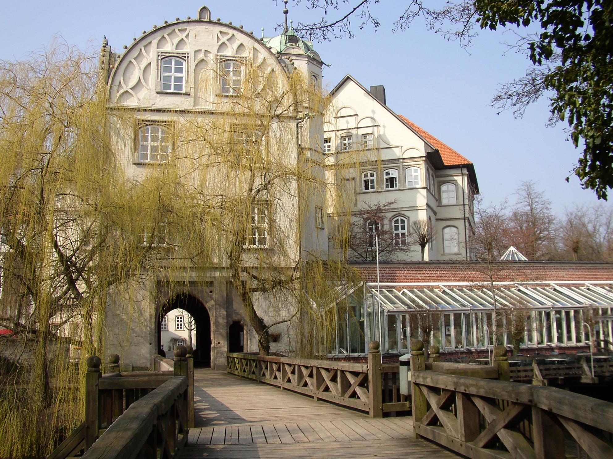 Brücke zum Schloss Gifhorn