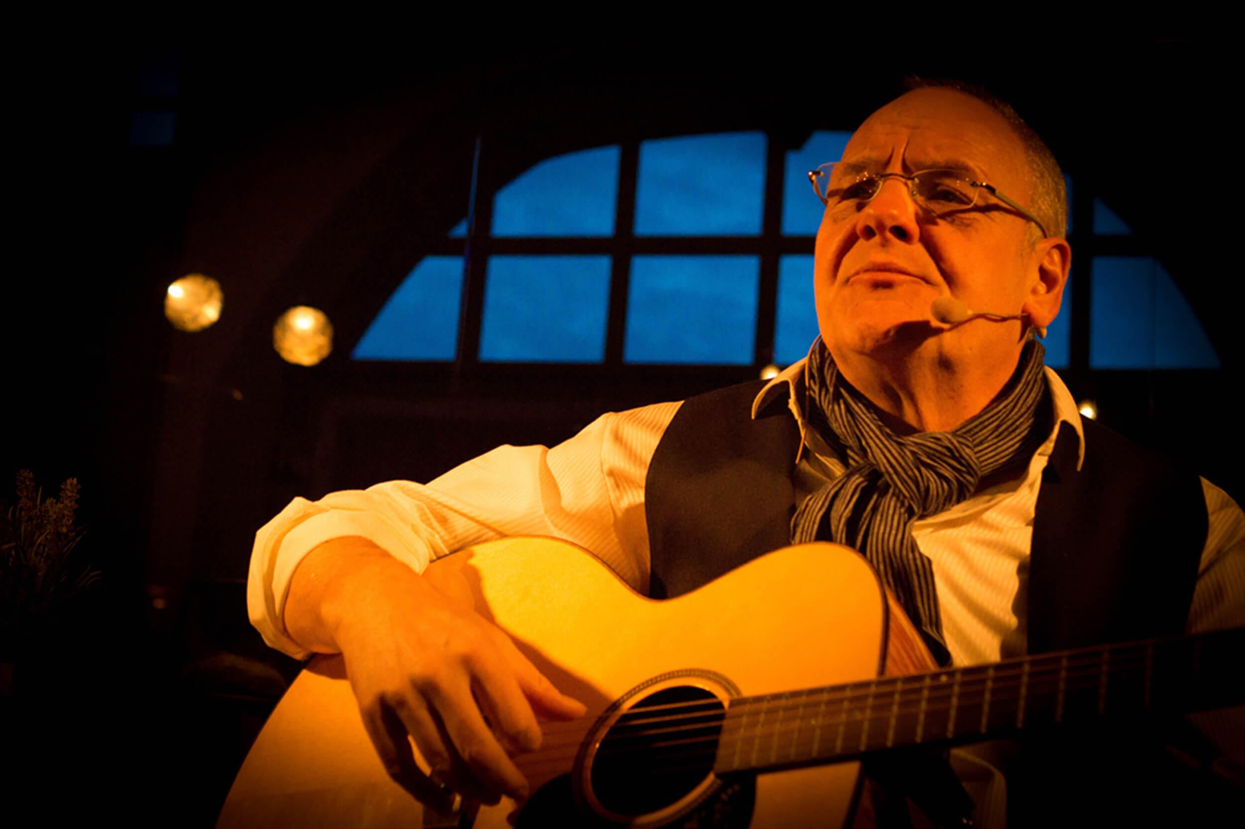 Achim Bütow - Lieder und Geschichten