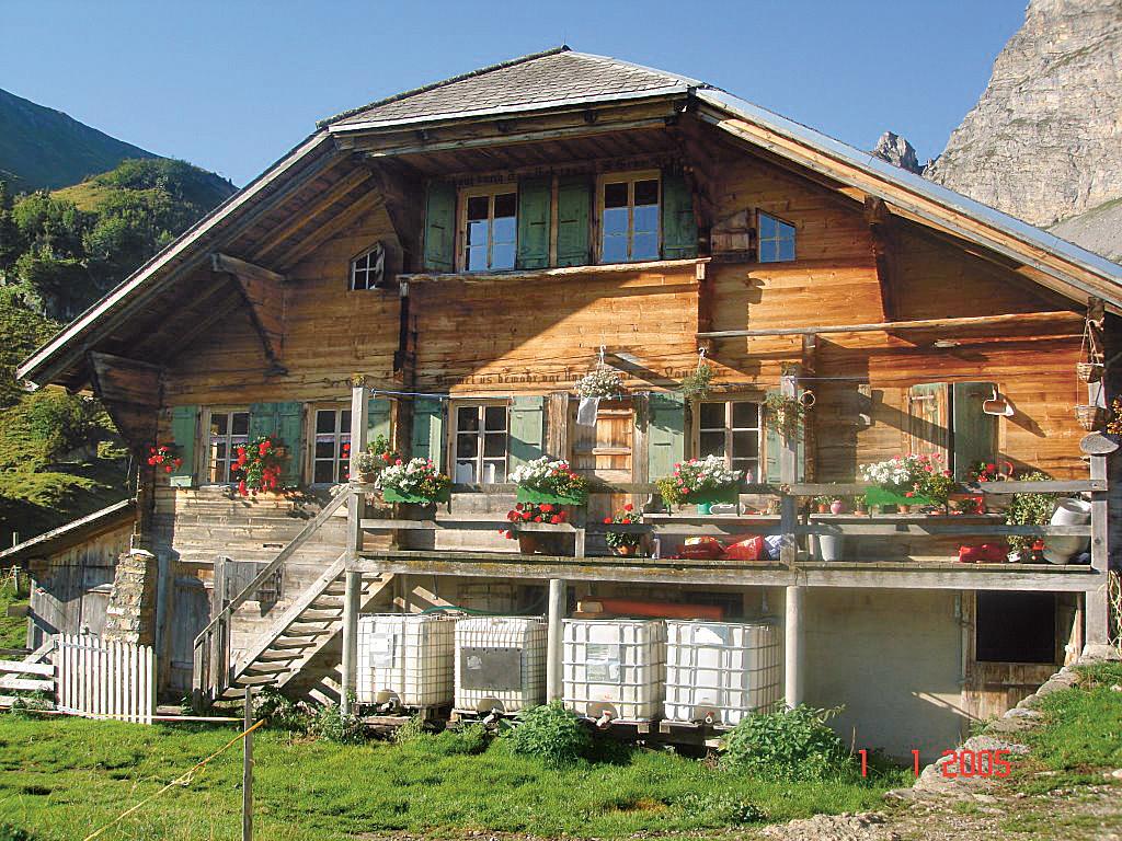 Berghaus Alp Grimmi