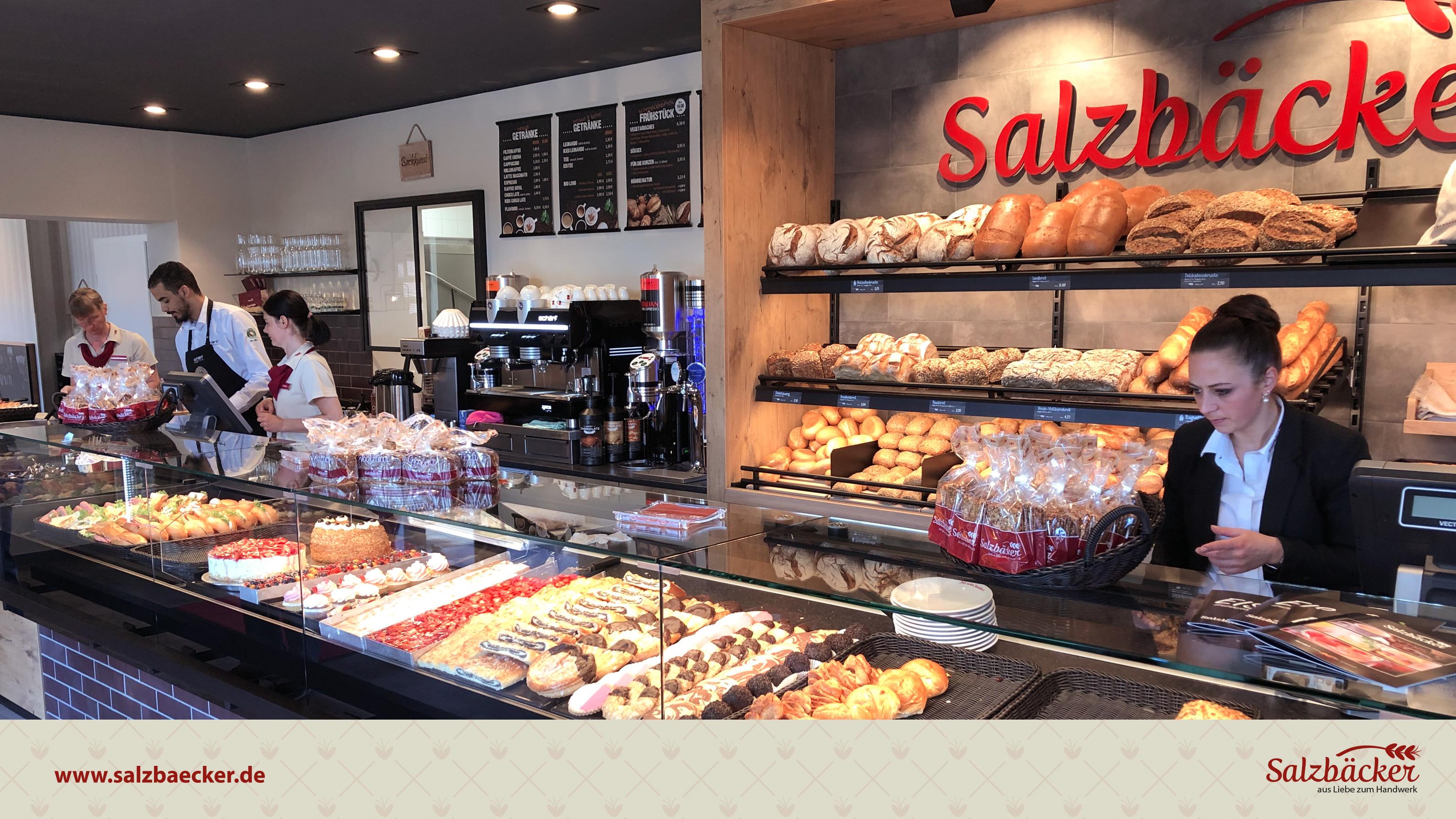 Der Salzbäcker-Theke