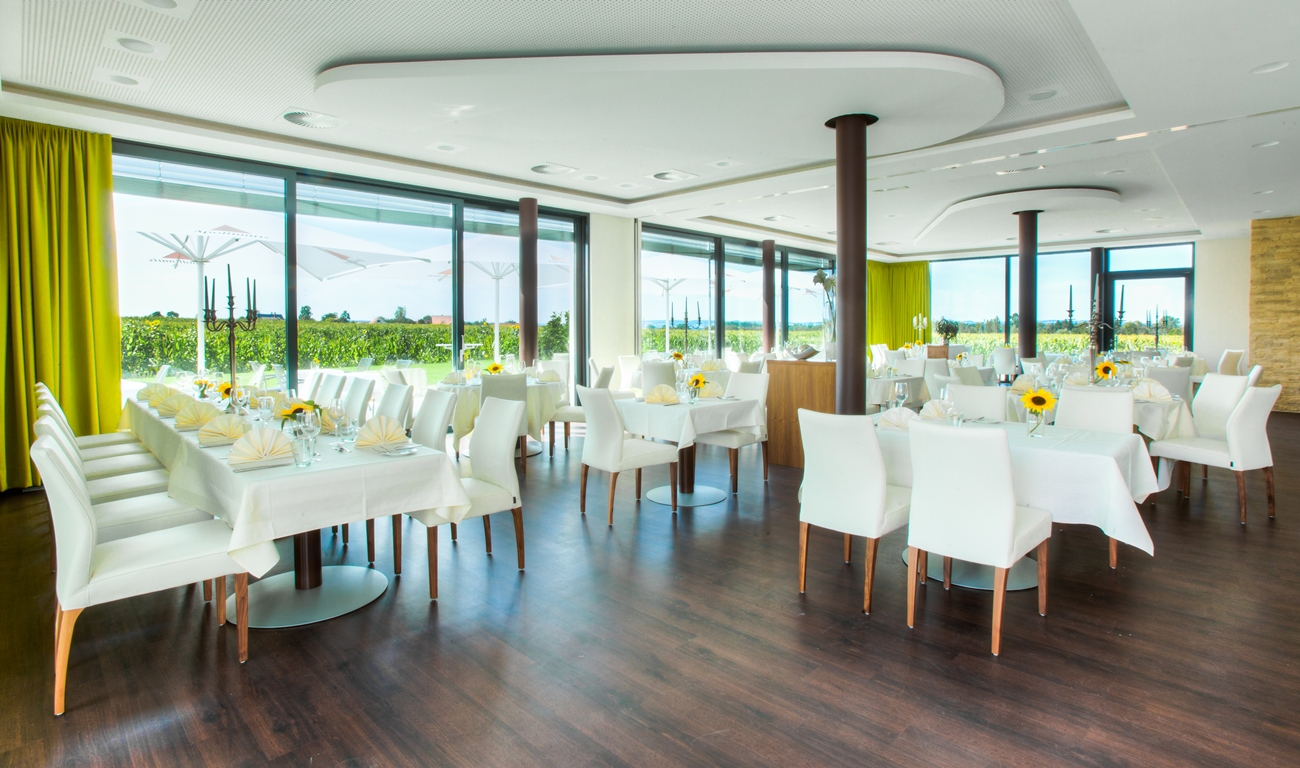 Restaurant Peunt im Hotel Meinl