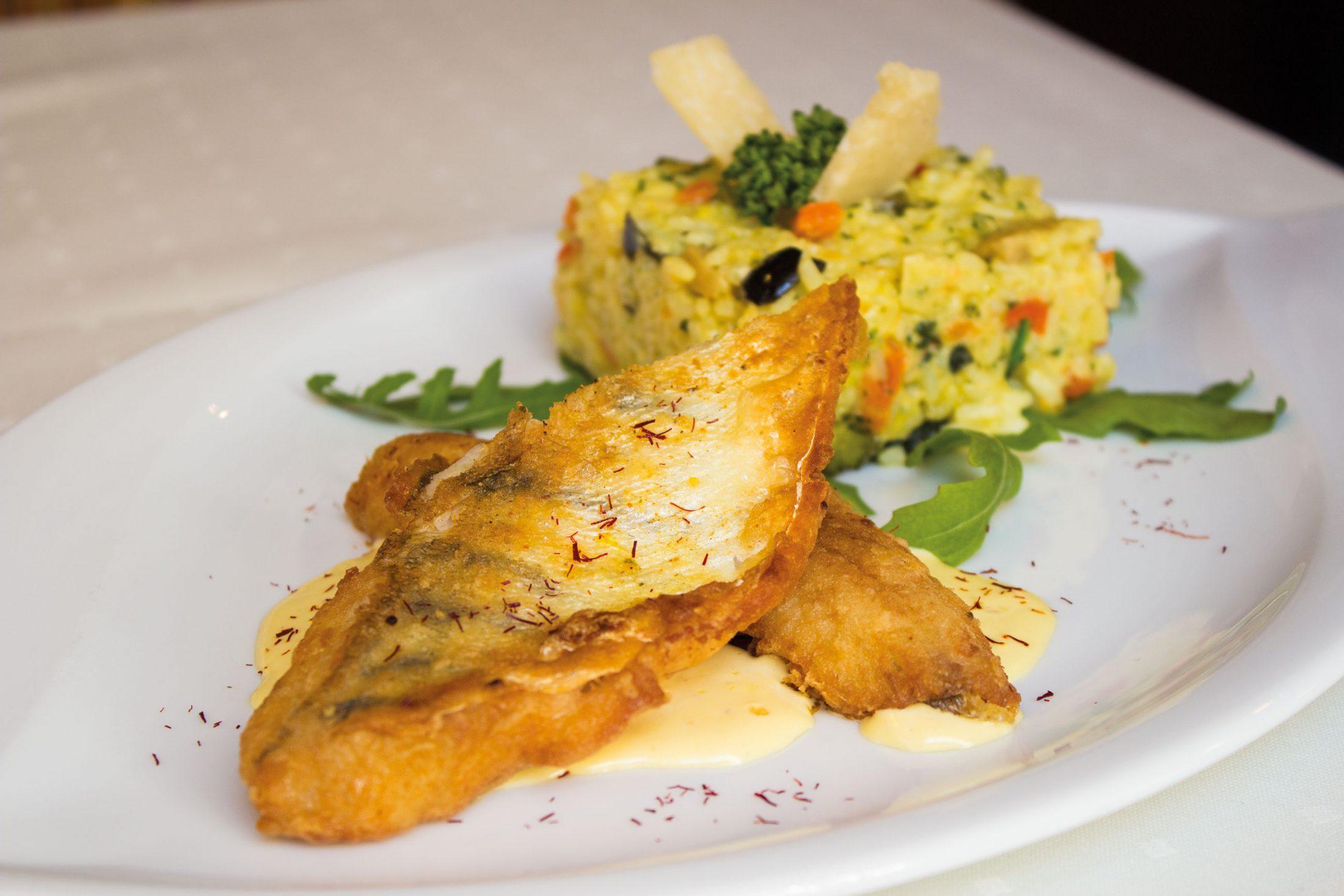 Restaurant Adria-Kroatien, Mittagstisch