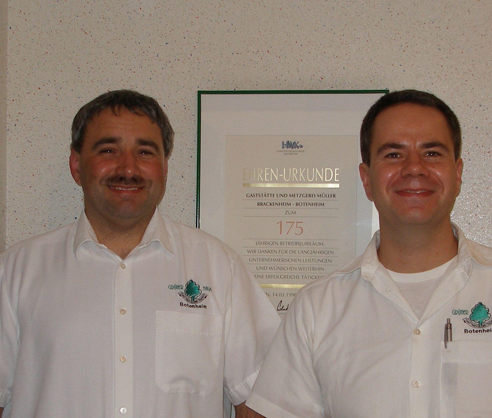 Grüner Baum - Bernd und Ralf Müller