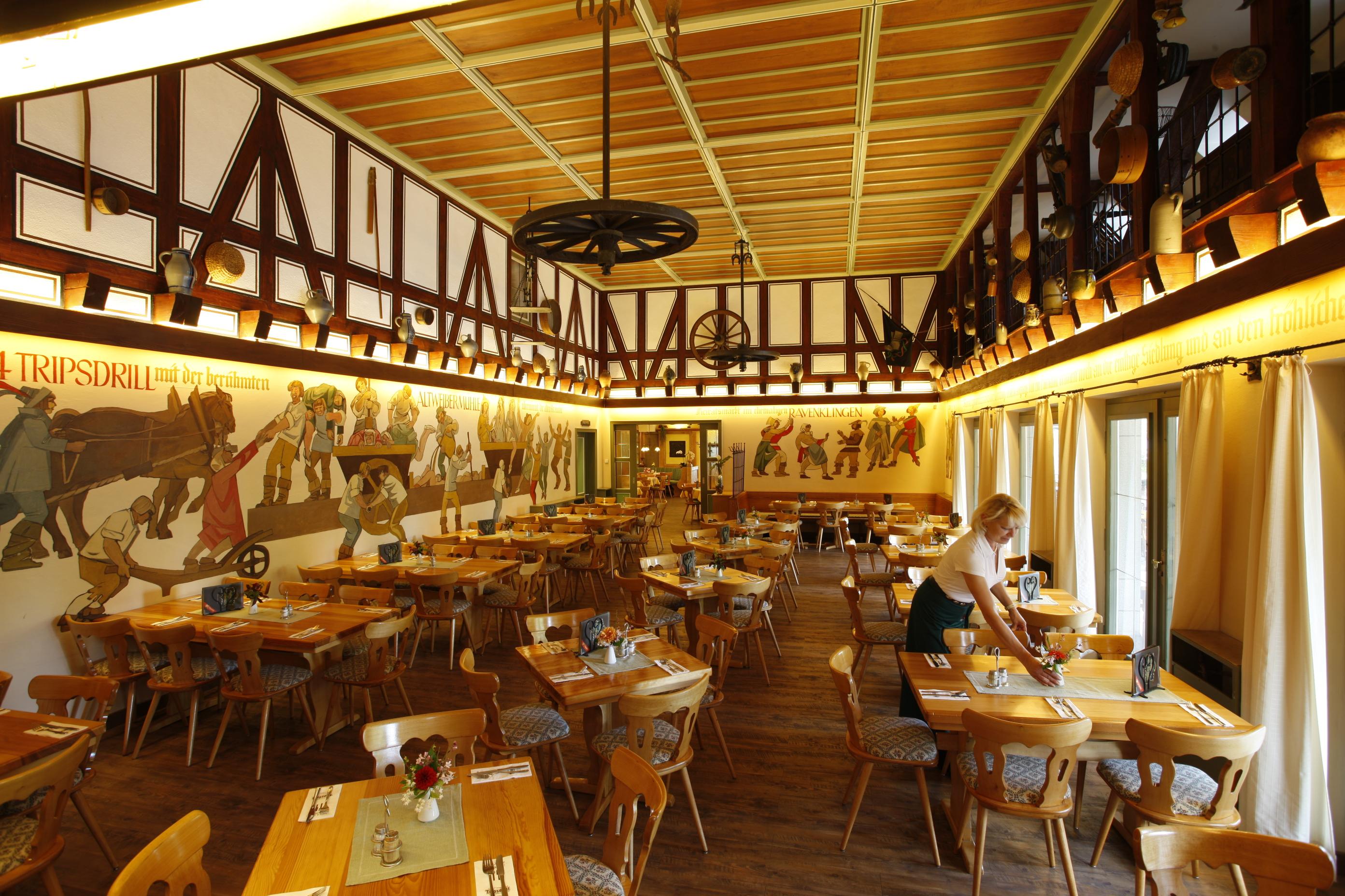 Gasthaus zur Altweibermühle Kornkammer
