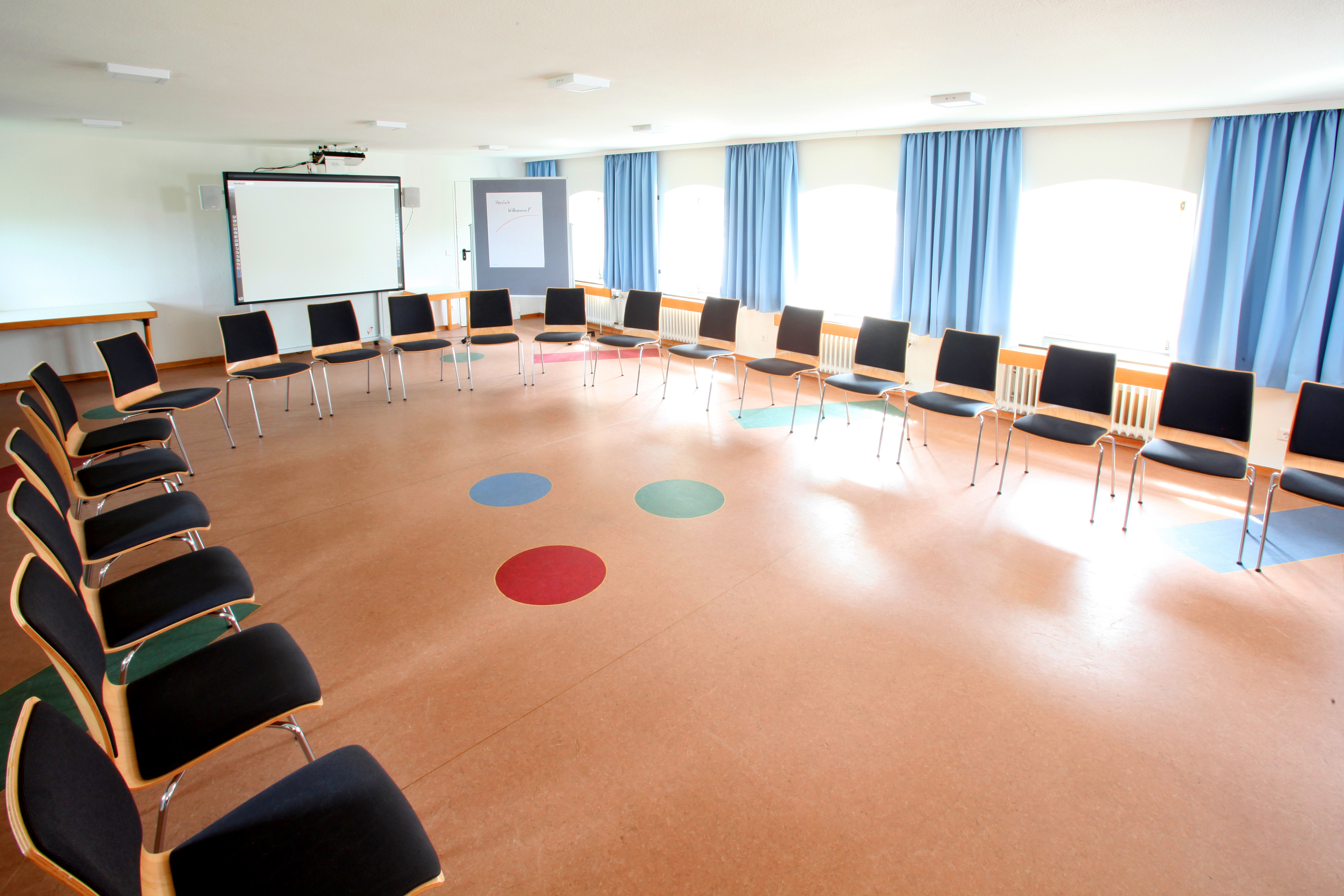 Jugendhaus Michaelsberg - Tagungsraum