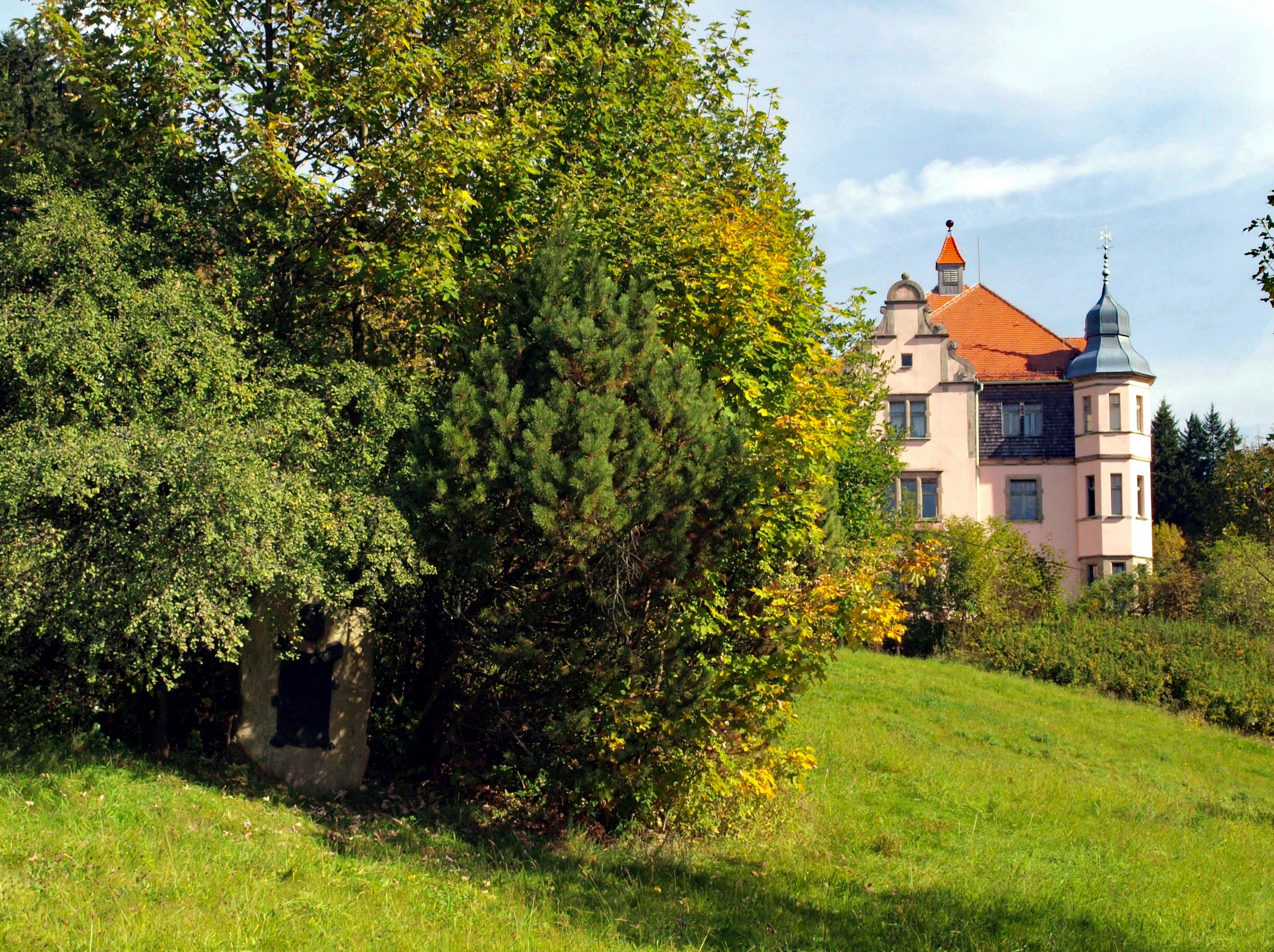 Waldglas_Märchenschloss