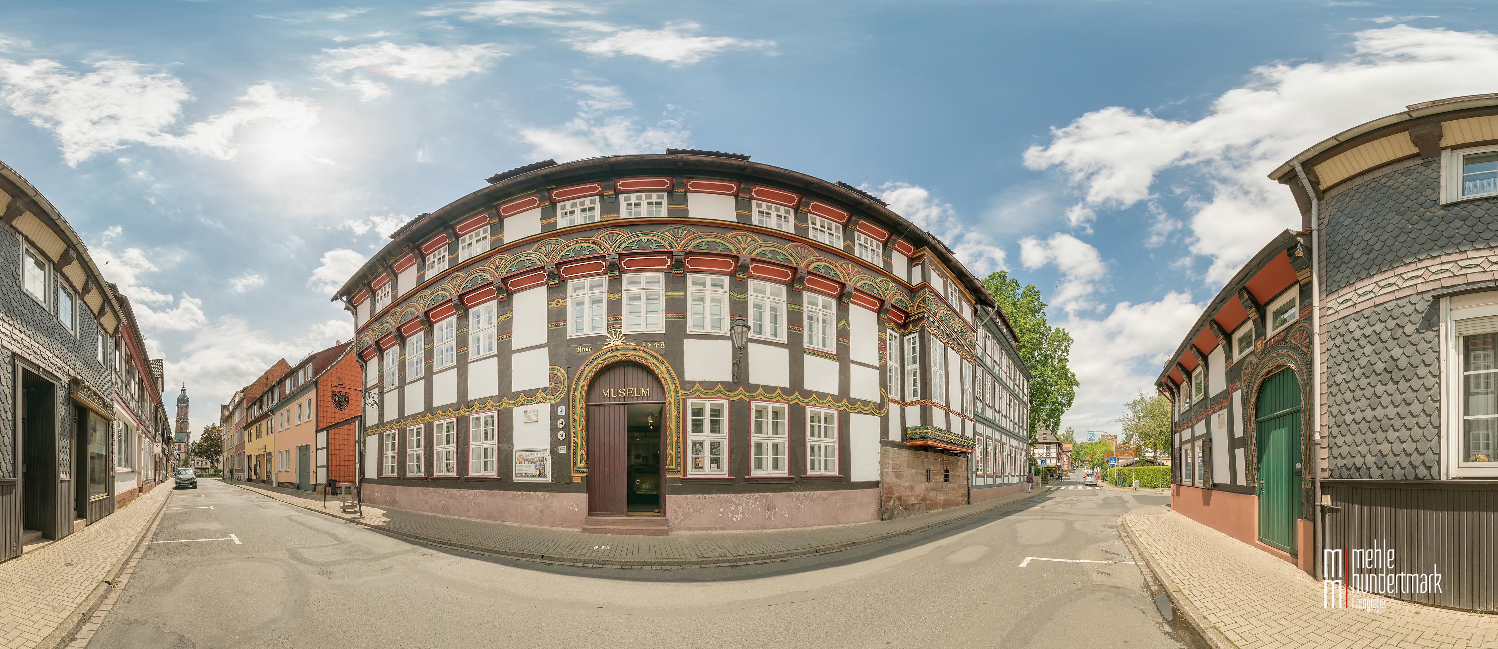 StadtMusuem Einbeck Aussenansicht
