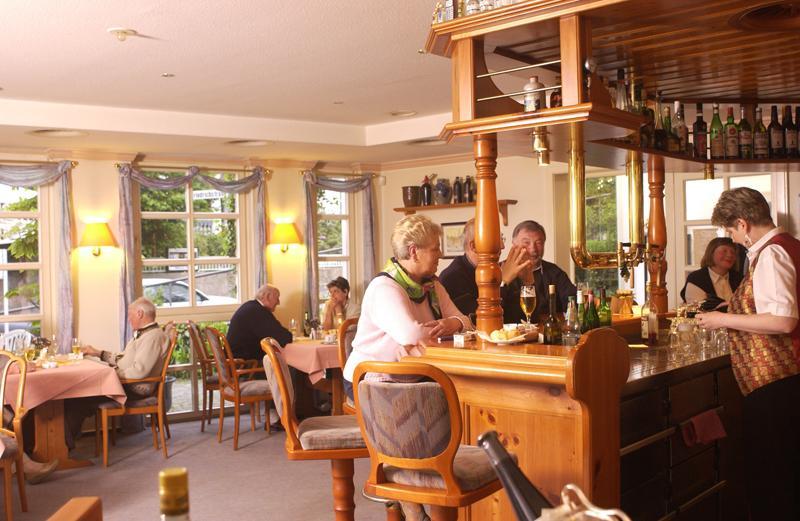 Hotelbar im Hotel Römerbad Bad Salzuflen