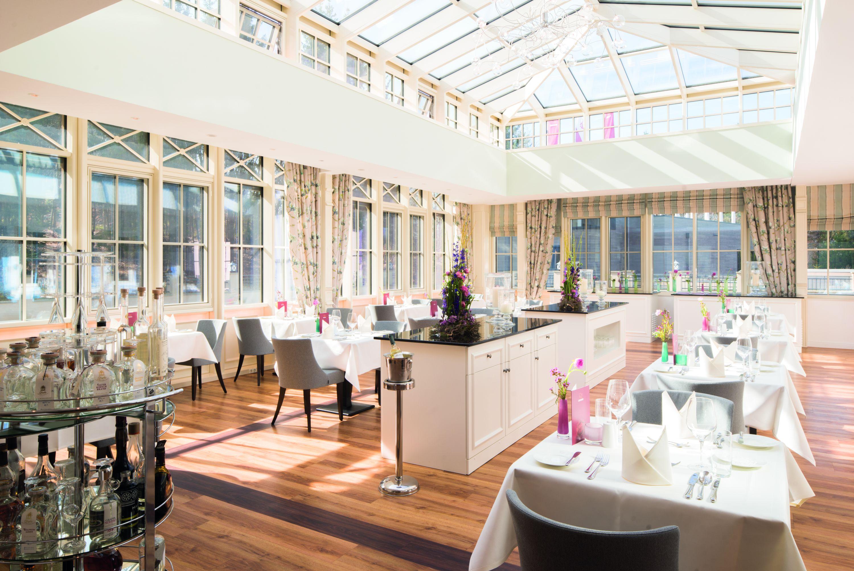 Naturresort Schindelbruch in Stolberg - Restaurant Wintergarten