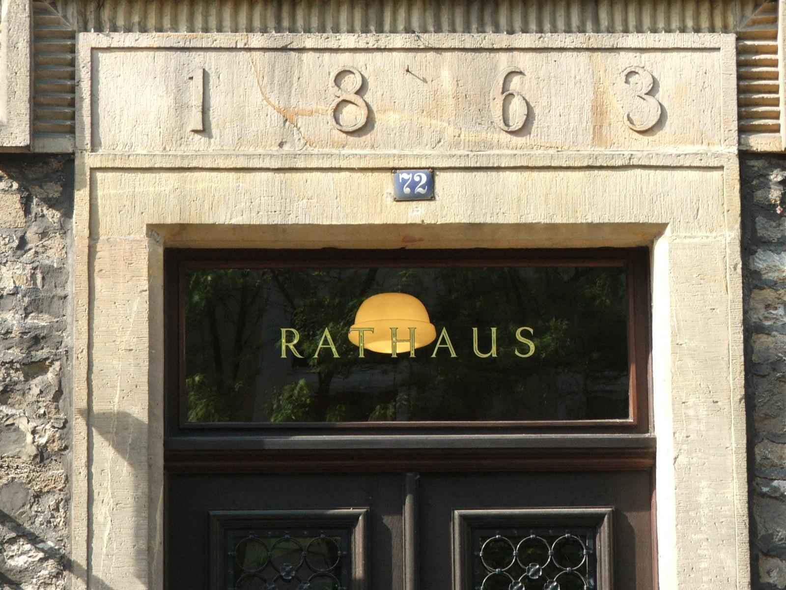 Rathaus Lage