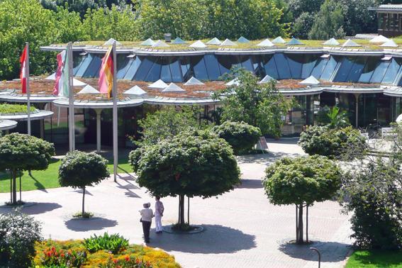 Kurgastzentrum Bad Salzuflen