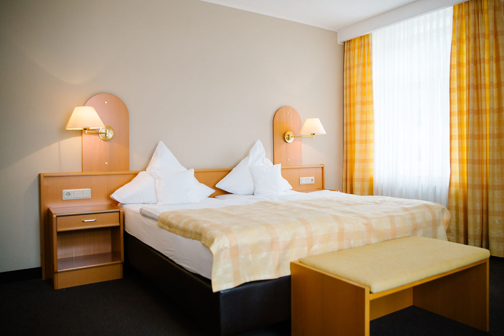 Berghotel Ilsenburg - Zimmer classic